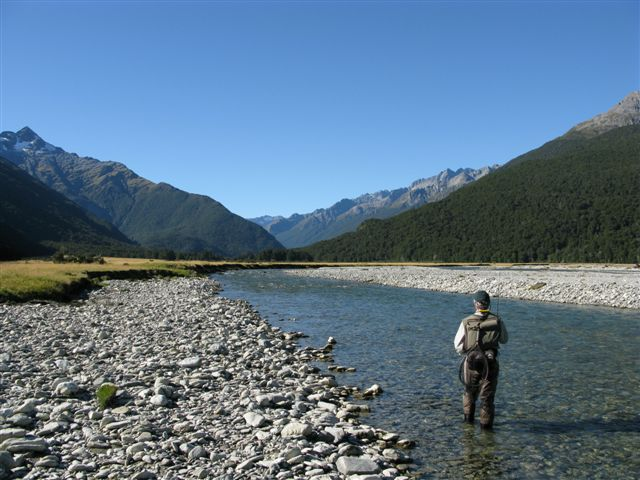 Wanaka fly fishing